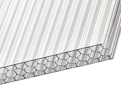 ورق پلی کربنات لانه زنبوری