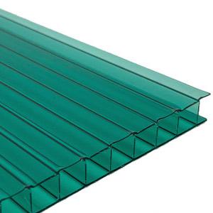 ورق پلی کربنات دوجداره