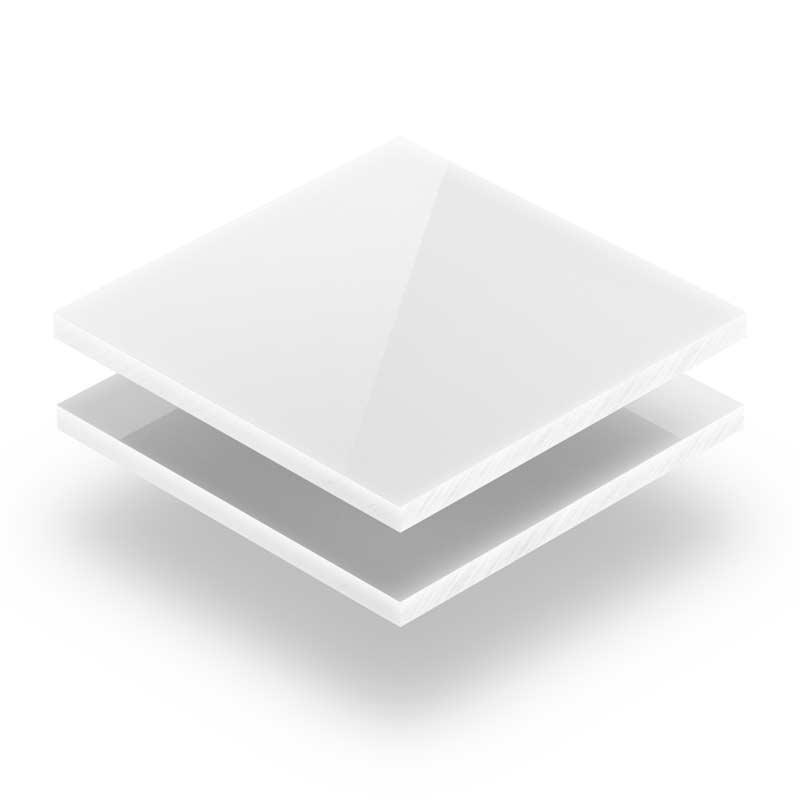 ورق پلکسی سفید