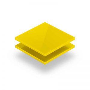 پلکسی زرد