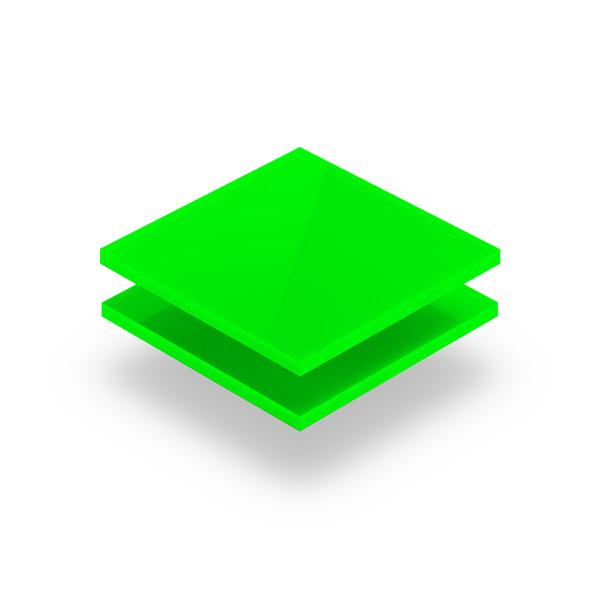 پلکسی سبز