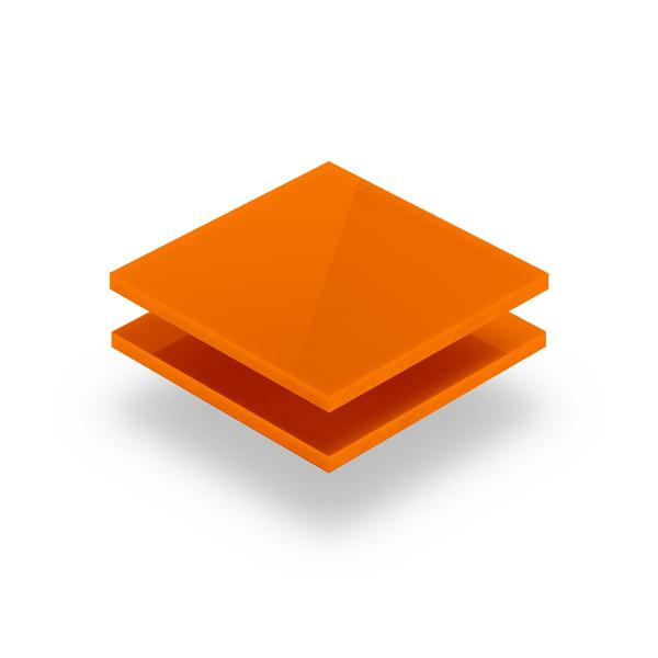 پلکسی نارنجی