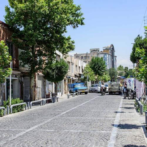 بورس پلکسی در تهران