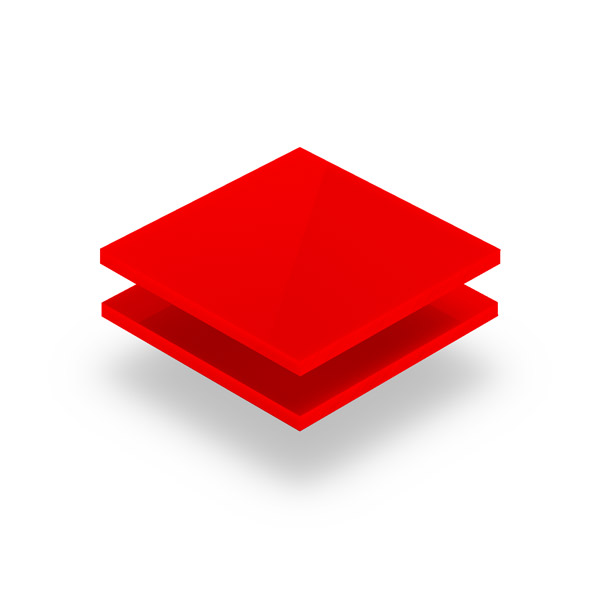 پلکسی قرمز